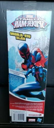 """Marvel Titan Series: SPIDER-MAN 12"""" Action"""