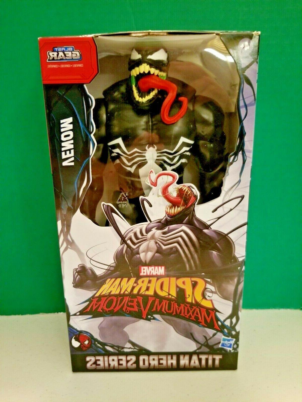 marvel titan hero series spider man maximum