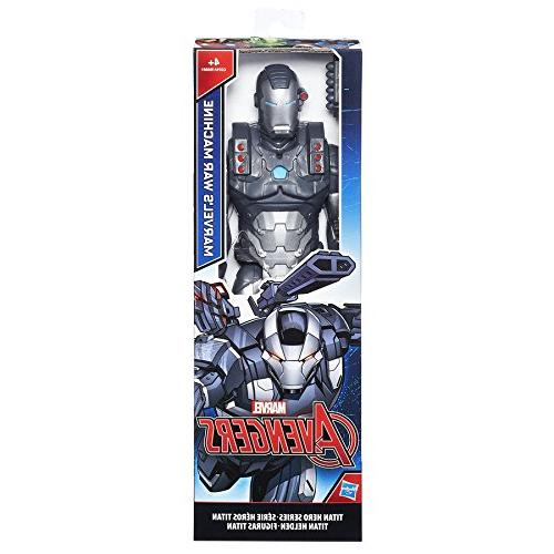 Marvel Titan 12-inch Marvel's War Figure