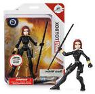 "Marvel Toy Box Black Widow Disney Store Exclusive 5"" Action"