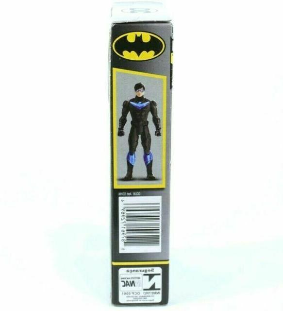 Mattel Years Nightwing Inch Action Figure NEW!