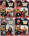 WWE Mattel COMPLETE SET Retro Figure Series 4 Balor/Flair/Za