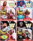 WWE Mattel COMPLETE SET Retro Figure Series 5 Macho Man Sava