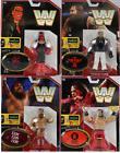 WWE Mattel COMPLETE SET Retro Figure Series 6 Nakamura/Danie