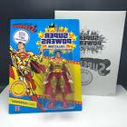 MATTY COLLECTOR super powers action figure toy moc box matte