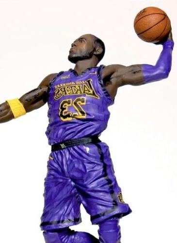 McFarlane 2K19 Lebron James Figure Lakers