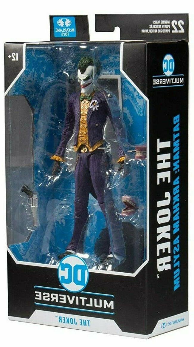 McFarlane Batman DC Case Fresh