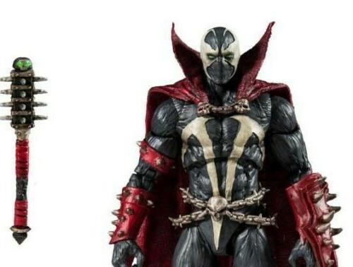 McFarlane MK with Mace Action Figure Variant Mortal