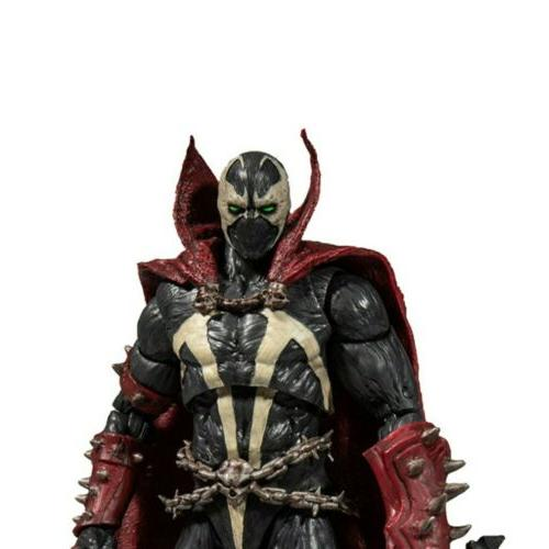 "McFarlane with 7"" Action Figure Mortal Kombat"