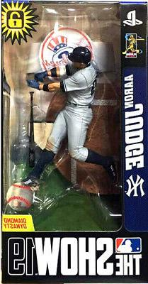 McFarlane MLB The Show 2019 New York Yankees Aaron Judge Gre
