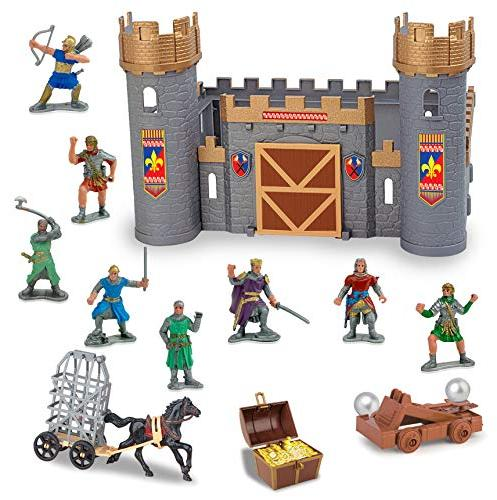 medieval castle knights action figure
