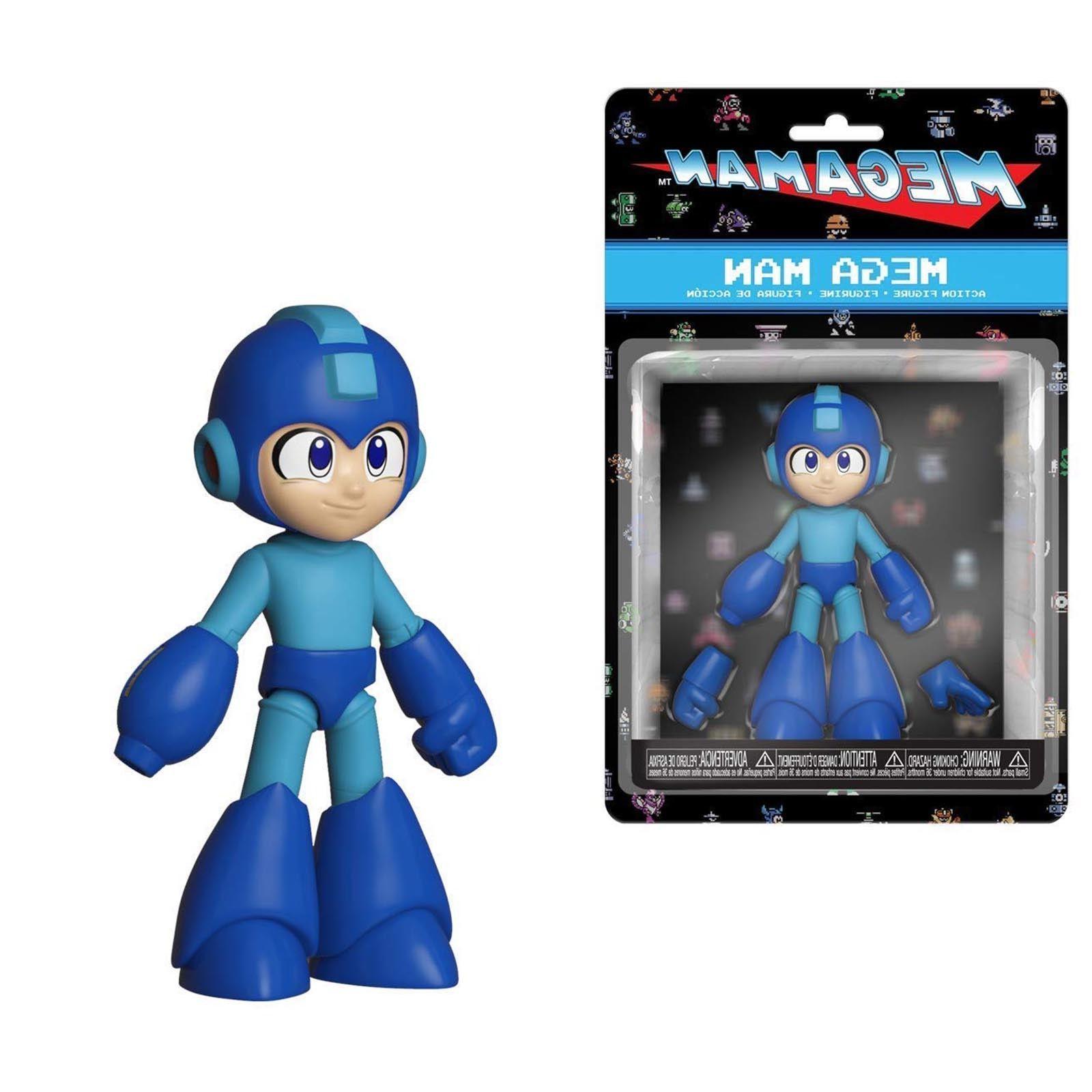 mega man 4 5 inch action figure
