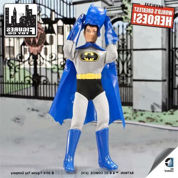 mego retro removeable cowl batman 8 inch