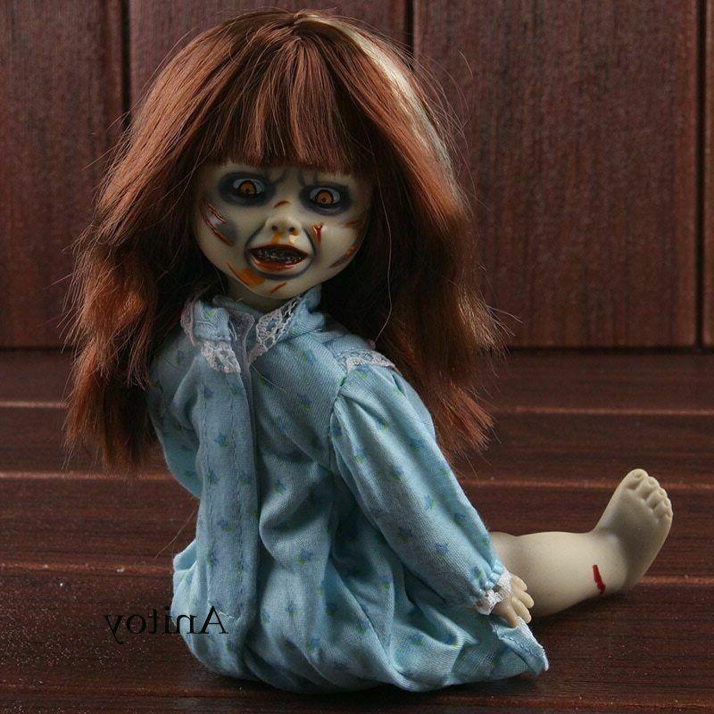 MEZCO Dead Presents Exorcist Horror Movie Figures PVC Co