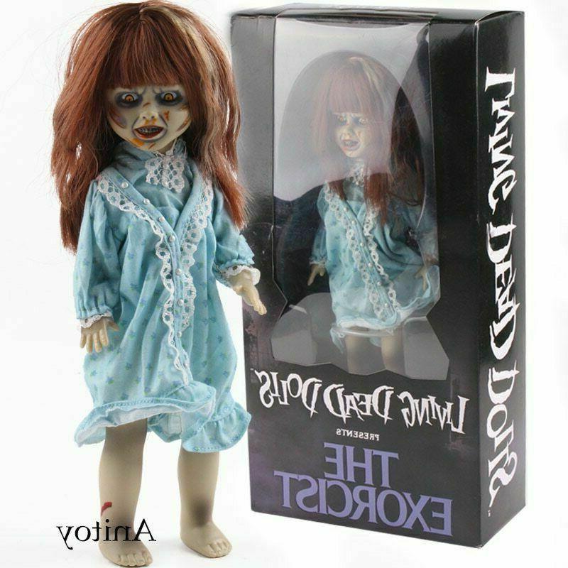 mezco living dead dolls presents the exorcist