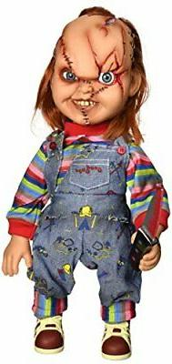 Mezco Toyz Child's Play Talking Mega Scale Chucky Action Fig
