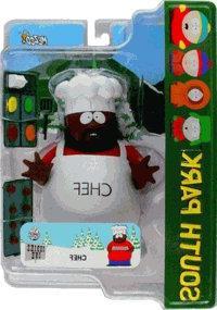 Mezco Toyz South Park Series 1 Action Figure Chef