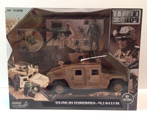 MIB ELITE 1/18 - M1114 Humvee NEW VAMP Stinger