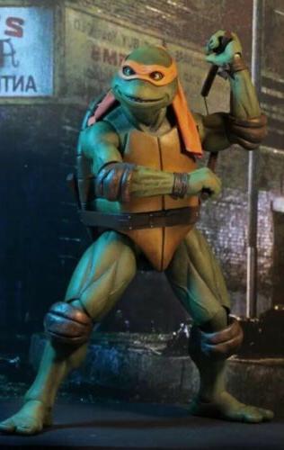 MICHELANGELO Turtles 1/4 Scale Neca