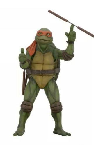 "MICHELANGELO Ninja Turtles 18"" 1/4 Scale"
