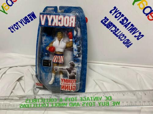 Mike Tyson 2007 Jakks Pacific Rocky Balboa Action Figure FRE