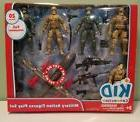 Kid Connection Military Action figures Play Set. 20 Pcs With