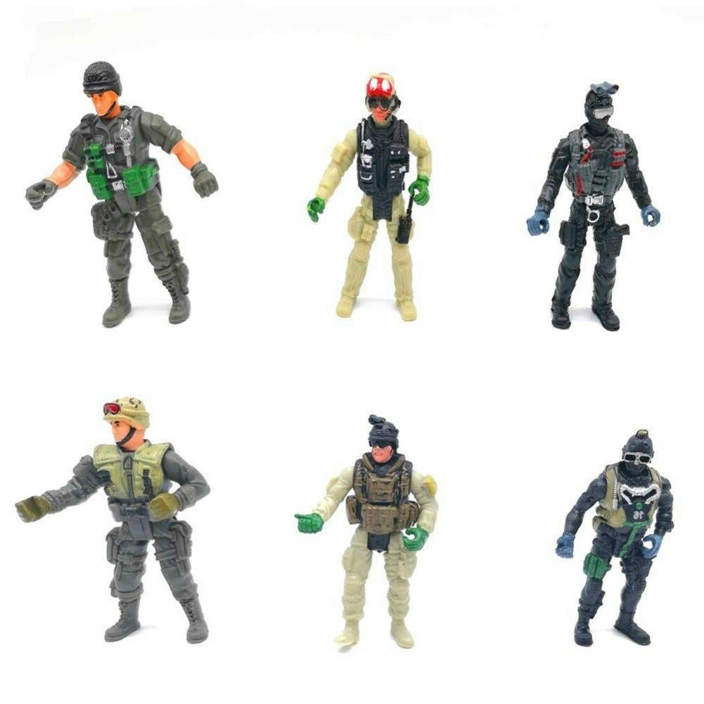 MilitarySpecial Force Marine Figure Elite 6