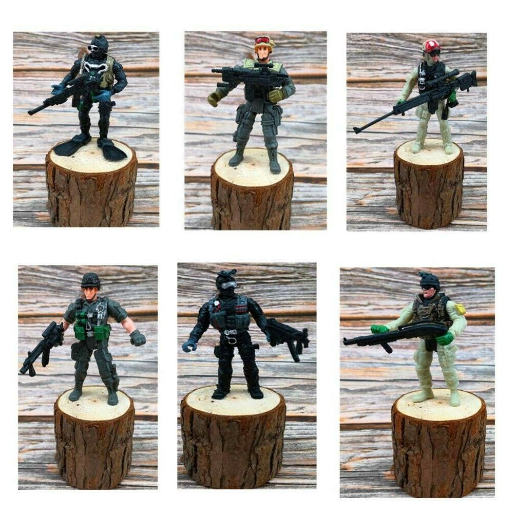 military special force marine recon figure army