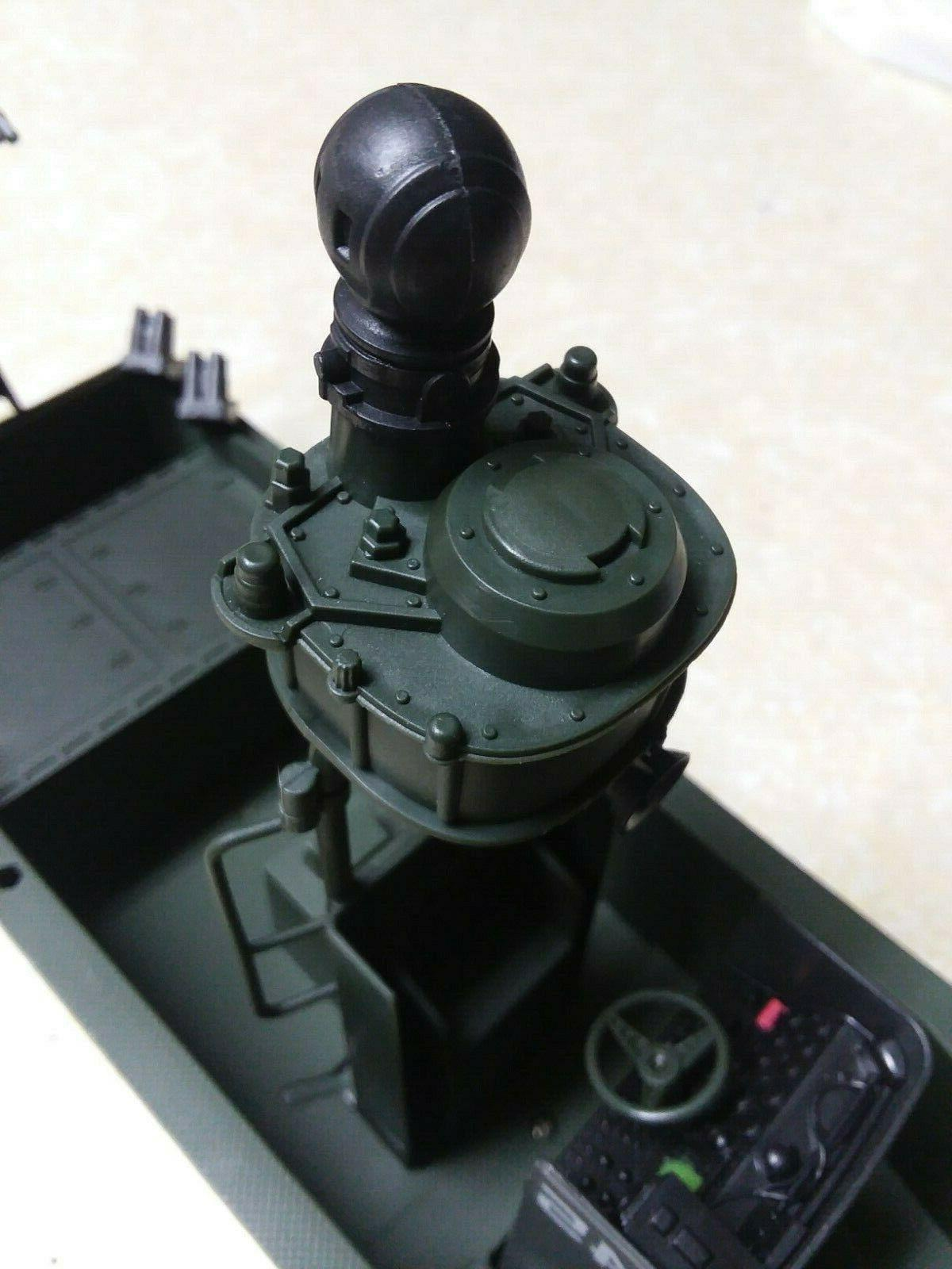 Forces Scale Vehicle Gun