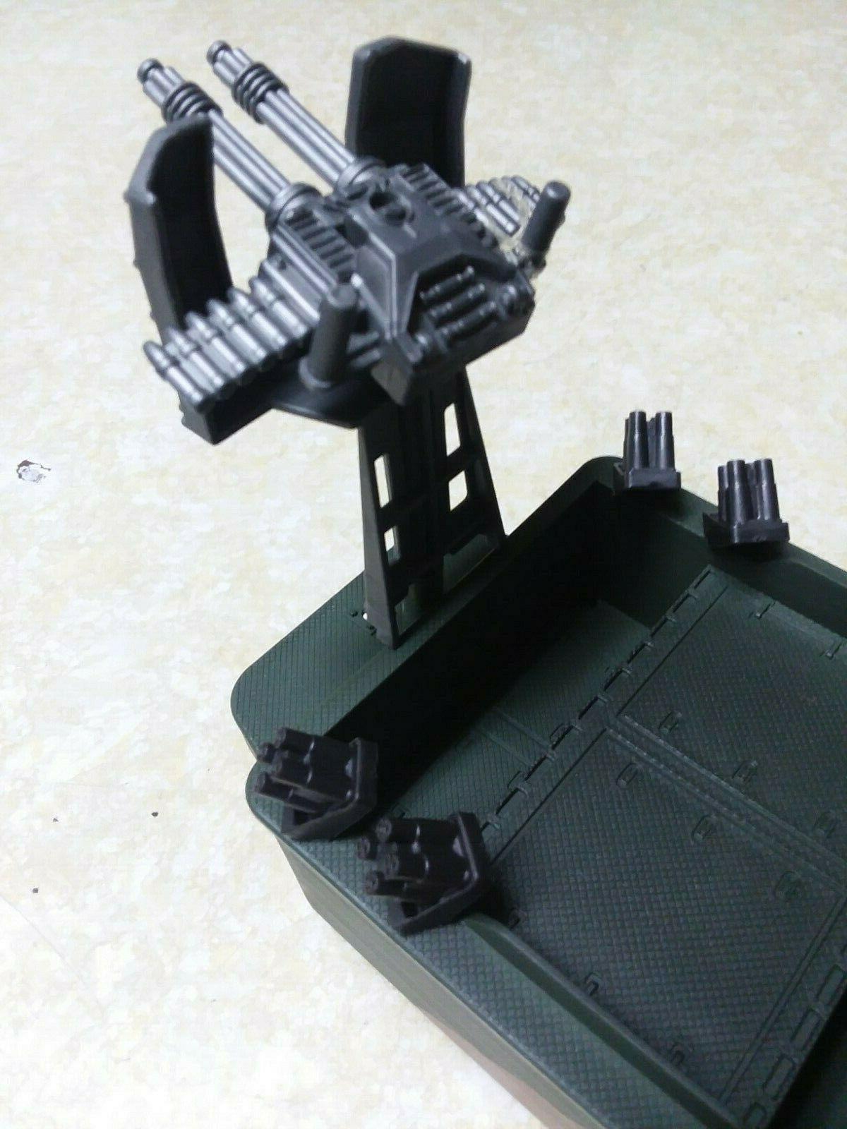 Elite Forces 1:18 Scale Vehicle Gun