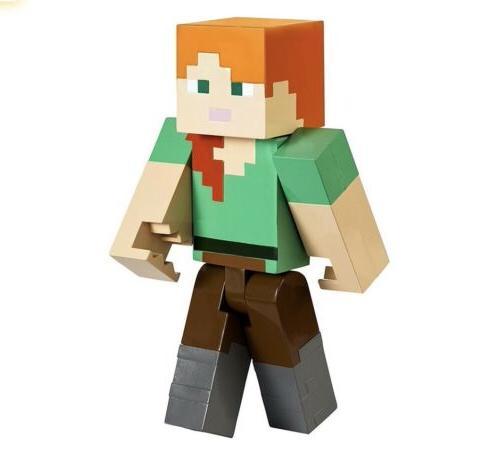 Minecraft Alex Figure NEW