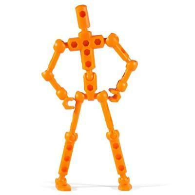 ModiBot Mo Action Figure Kit - Orange