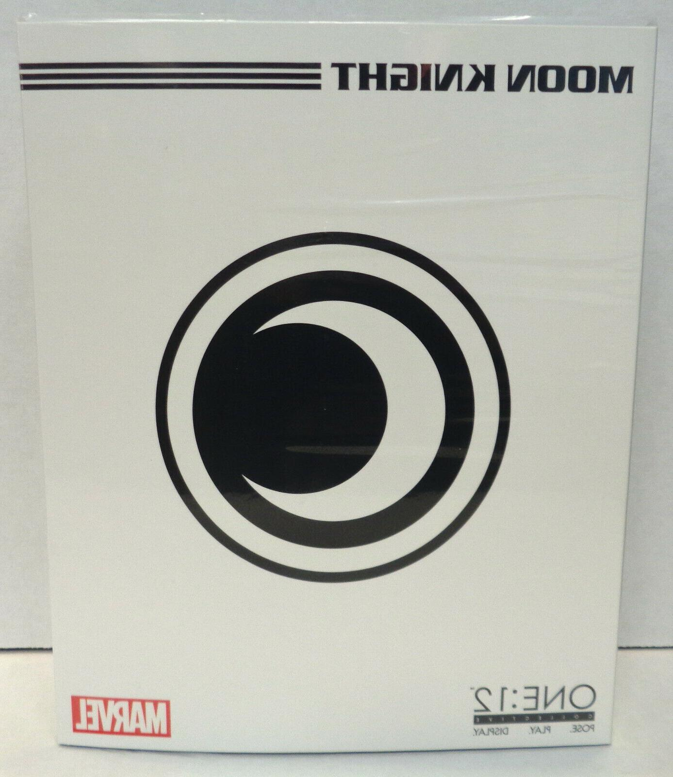 moon knight one 12 collective action figure