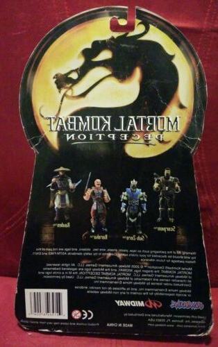 Mortal 4 Variant Jazwares Inc 2005