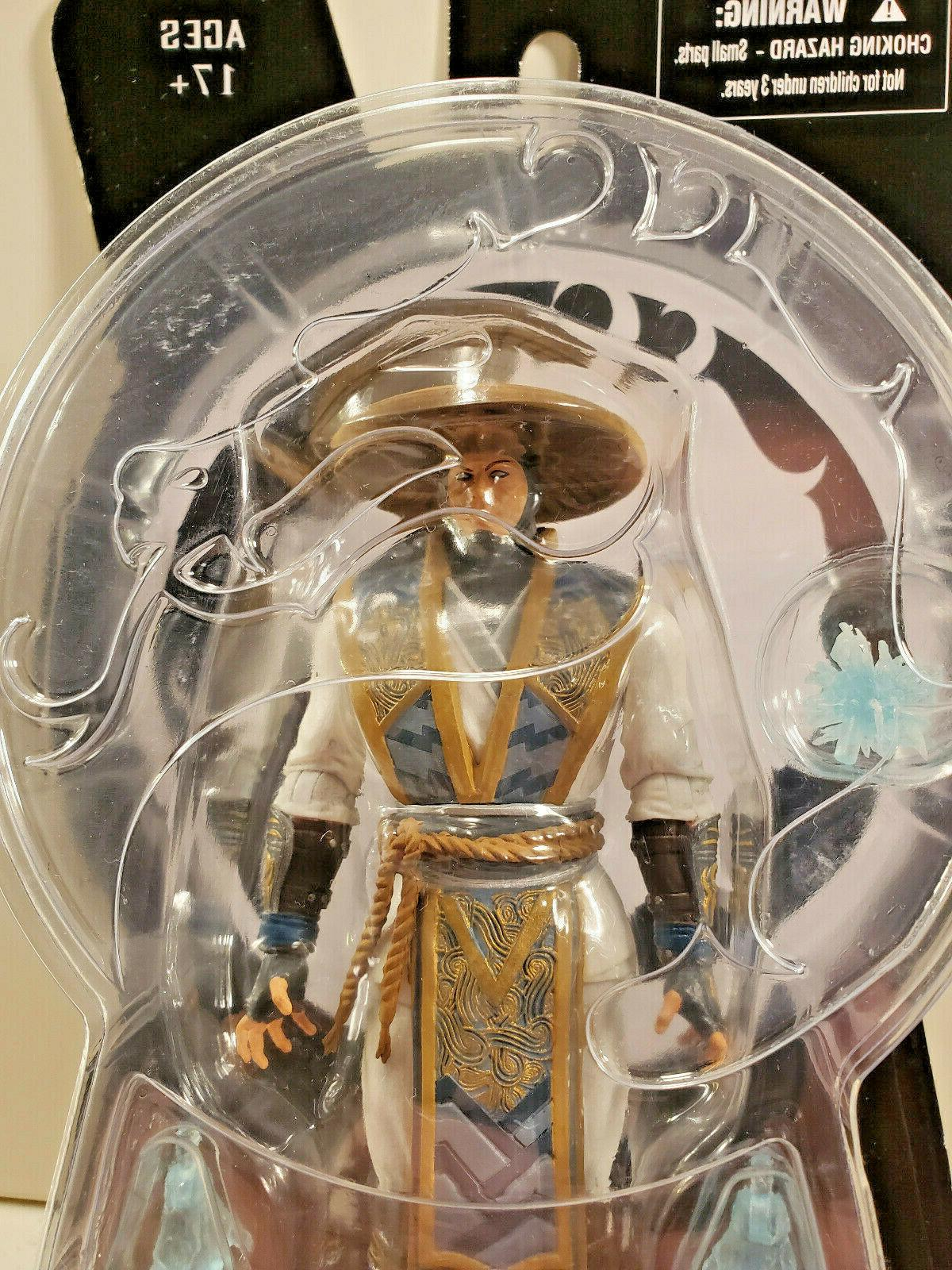 Mezco, Mortal Kombat X, Raiden Action Figure
