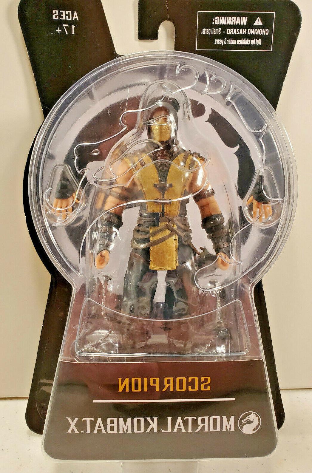 Mezco, Mortal Kombat Scorpion