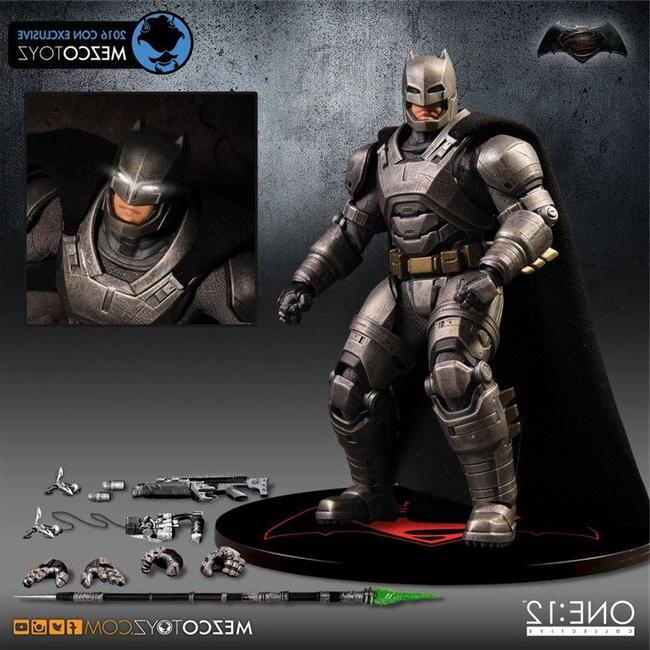 movie <font><b>Mezco</b></font> Armor Batman <font><b>12</b></font> Bjd Super <font><b>Action</b></font> Toys Boys