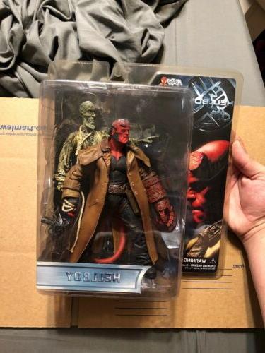 movie hellboy action figure ivan corpse zombie