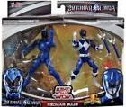 Power Rangers Movie Then and Now Blue Ranger Action Figure 2