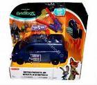 Mr. Otterton's Capture Van Exclusive Vehicle Zootopia Authen