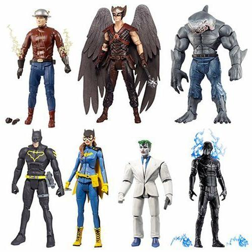 multiverse 6 inch action figure wave 5