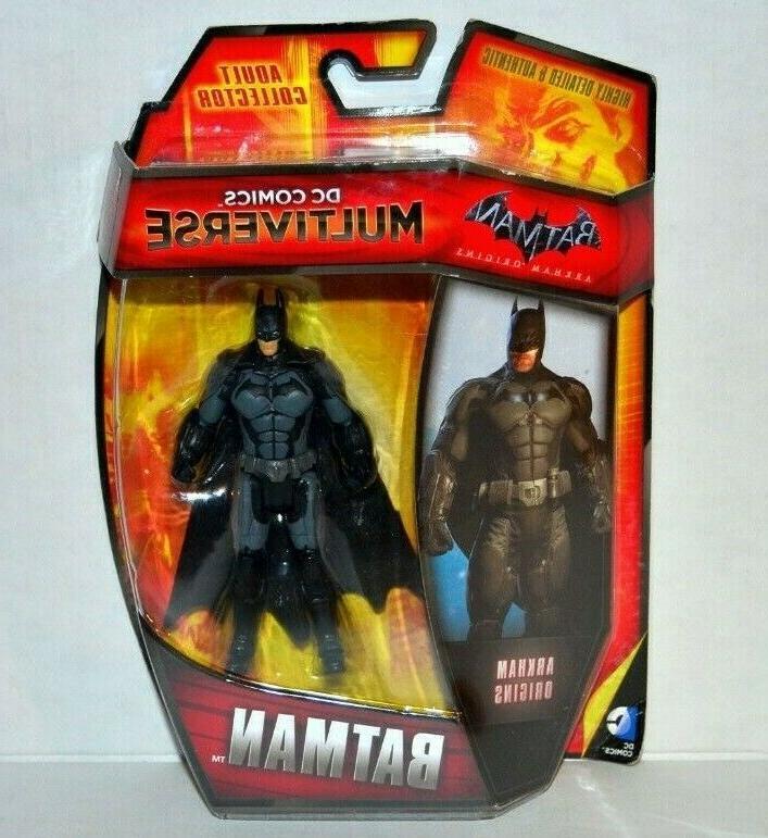 """DC Comics Multiverse BATMAN  4"""" Action Figure"""