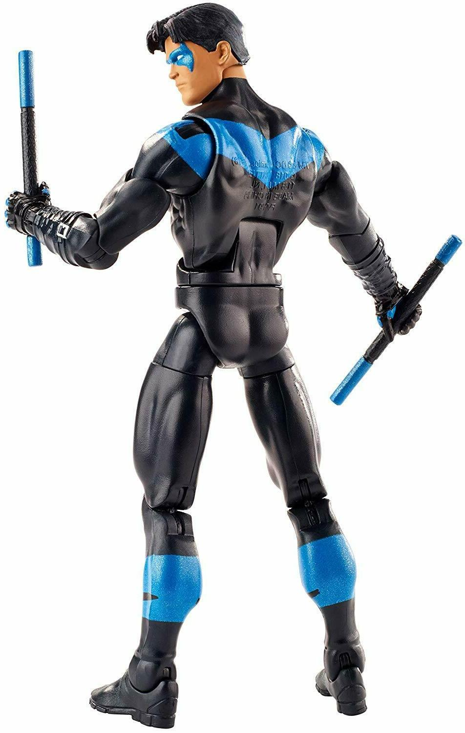 DC Comics Nightwing Action