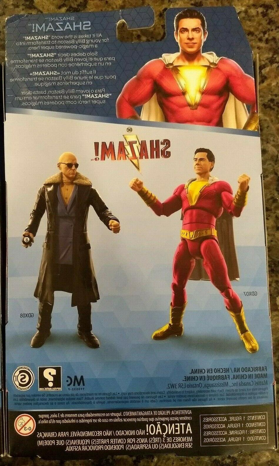 DC and Action Figure