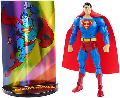 DC Comics Friends! Superman Action 6""