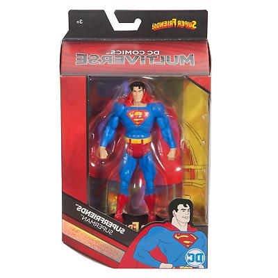 multiverse super friends superman action figure 6