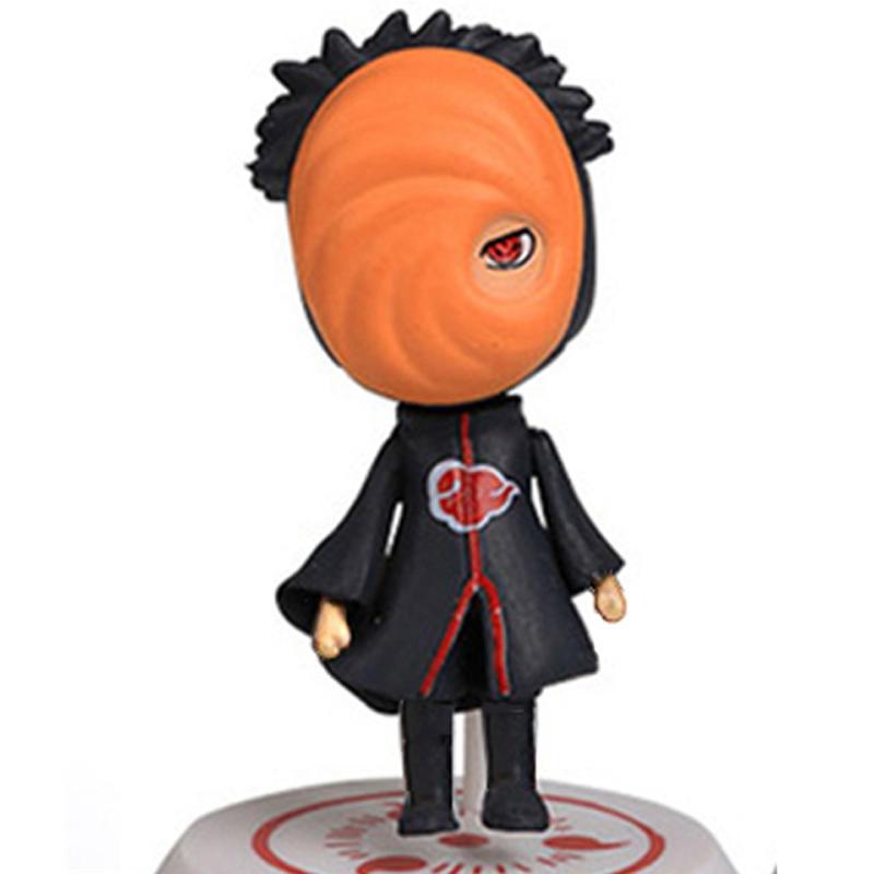 12 Styles style Zabuza Haku Naruto Sakura Doll Kids Toy 1PCS/lot