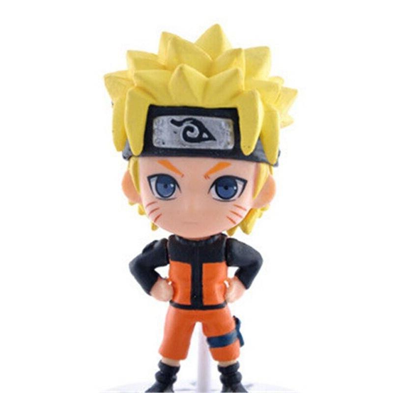 Naruto Toys 12 Styles Q Zabuza Naruto Doll Collection Kids Toy 1PCS/lot