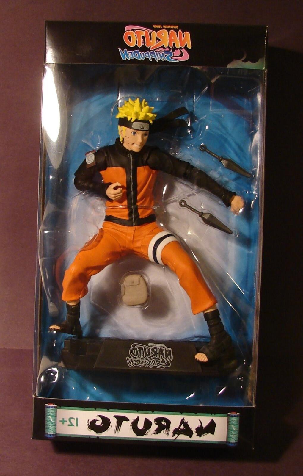 """McFarlane NARUTO SHIPPUDEN  Naruto Uzumaki  7"""" Action figure"""