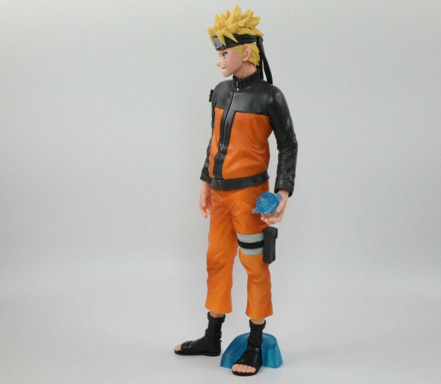 Naruto Shippuden Rasengan Childhood Grown Up Styles Action Figures Toy